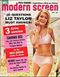 Modern Screen Magazine; October 1963 (Sandra Dee cover & feature)