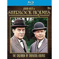 Casebook of Sherlock Holmes [Blu-ray]