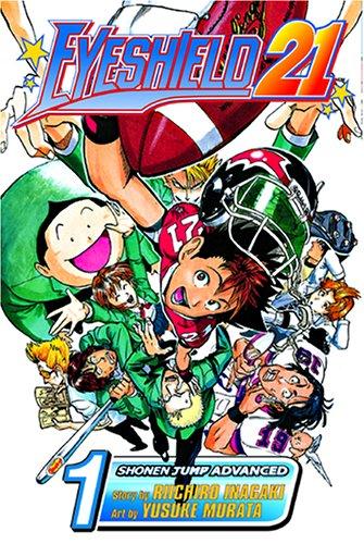 アイシールド21 コミック1巻 (英語版)