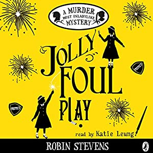 Jolly Foul Play Audiobook