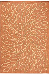 Persimmon Area Rug