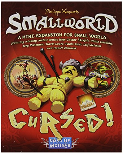 Small World Cursed Expansion Board Game (2nd Printing) - 1
