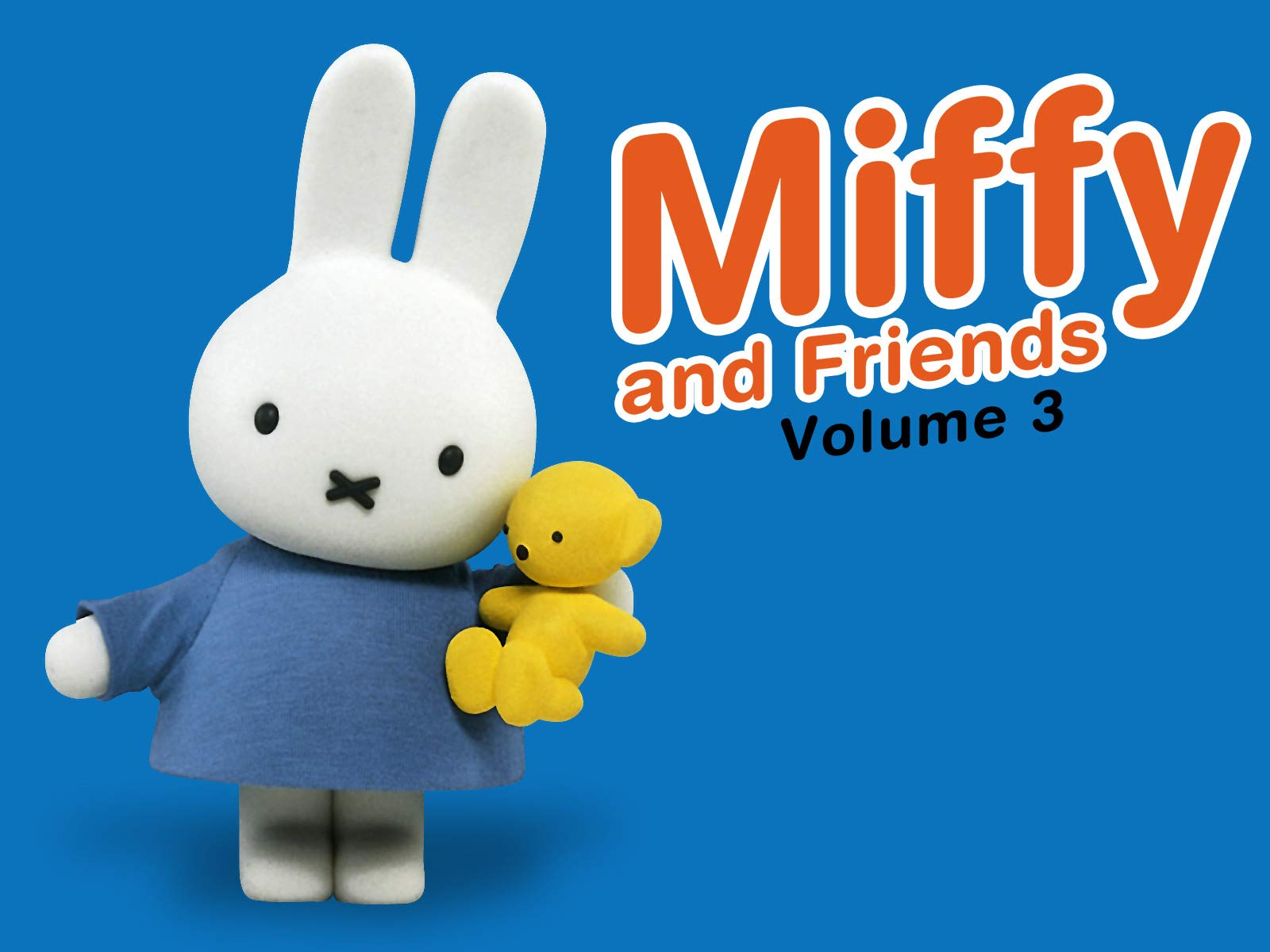 Miffy and Friends on Amazon Prime Video UK