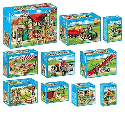 Playmobil en la gu a de compras para la familia p gina 180 for La granja de playmobil precio
