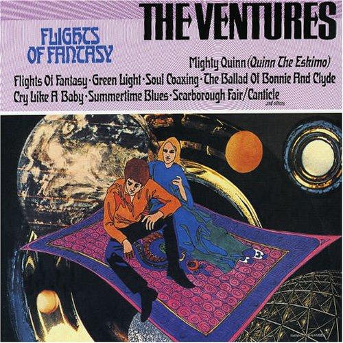 The Ventures - Flights of Fantasy - Zortam Music