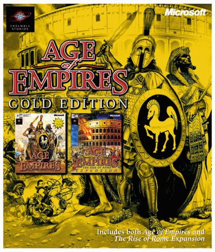 Age Of Empires: Gold Edition - Pc
