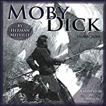 Moby Dick | Livre audio Auteur(s) : Herman Melville Narrateur(s) : B. J. Harrison