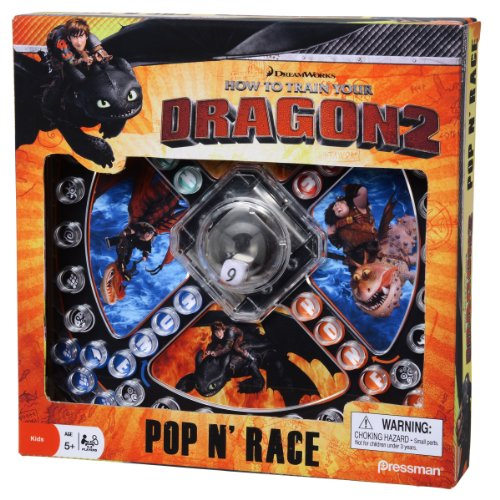 How to Train Your Dragon 2 Pop 'N' Race - 1