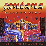 Sacred Fire: Live in South America by Santana (1993-08-02)