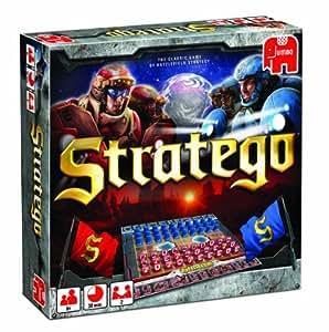 Stratego Sci-fi Strategy Board Game