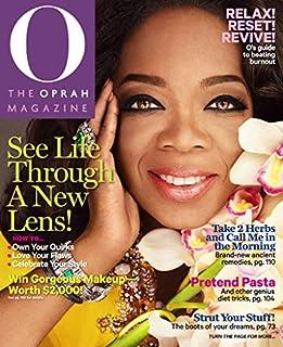 O, The Oprah Magazine (1-year auto-renewal)