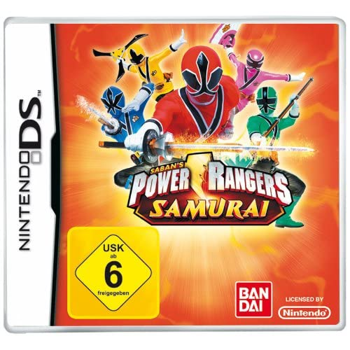 Power Rangers Samurai Games