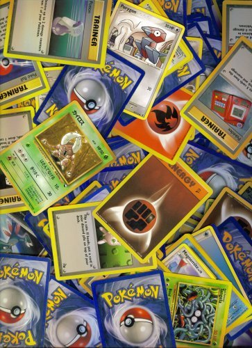 Pokemon Lot of 100 Random Cards - 1