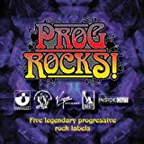 Prog Rocks! [5 Component Labels Set] (5 Component Labels Set) [Explicit]