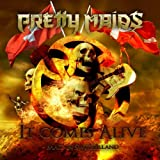 Pretty Maids It Comes Alive (Maid In Switzerland) (2xcd + Dvd)