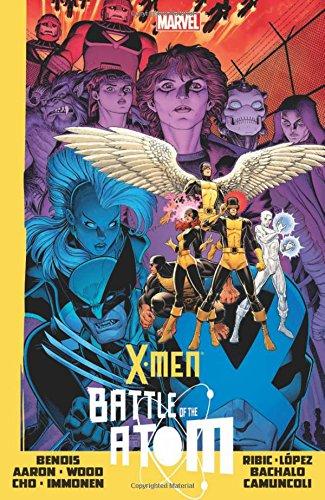 X-Men Battle Of Atom HC