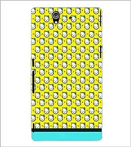 SONY XPERIA Z PATTERN Designer Back Cover Case By PRINTSWAG