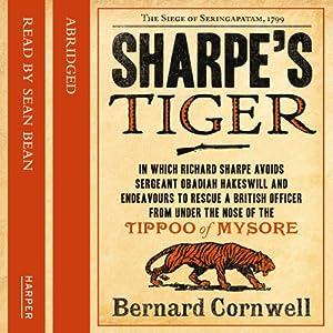 Sharpe's Tiger Hörbuch