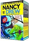 Nancy Drew Boxed Set: Vol. #13 - 16 (Nancy Drew: Girl Detective (Papercutz Hardcover))