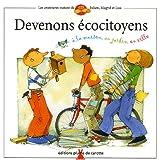 """Afficher """"Les Aventures-nature de Julien, Magyd et Lisa<br /> Devenons écocitoyens"""""""