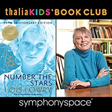 Thalia Kids' Book Club: An Afternoon with Lois Lowry  by Lois Lowry Narrated by Lauren Oliver