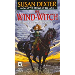 The Wind-Witch (The Warhorse of Esdragon, Book Two) by Susan Dexter