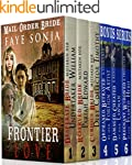 Mail Order Bride 6 Books: Frontier Lo...
