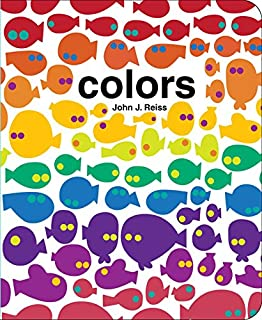 Book Cover: Colors