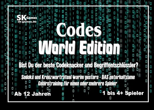 Codes - World Edition