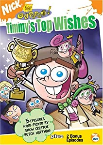 The Fairly Odd Parents - Timmy's Top Wishes