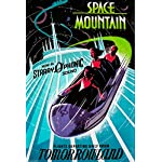 Disneyland Anaheim Disney Tomorrowland Space Mountain - Dark California United States of America Vintage Travel Advertisement Art Poster. Poster measures 10 x 13.5 inches