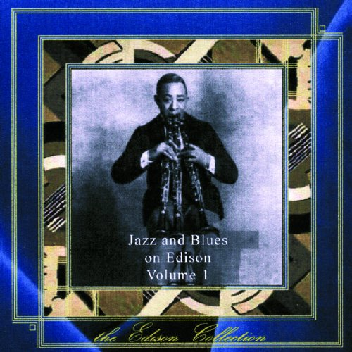 Edison Collection: Jazz & Blues on Edison 1 by Edison Collection: Jazz & Blues on Edison
