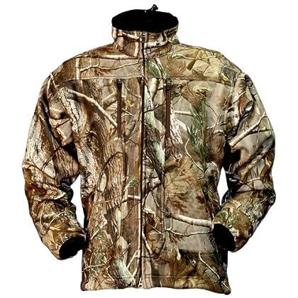 d26ea61b0af38 Gamehide Rubline Fleece Bowhunting Jacket - YowPhuong