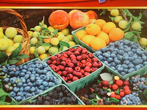 Summer Berries Bayas Veraneas Puzzlebug Puzzle 500 Pieces - 1