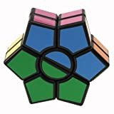 Gbell Imaginative Smooth And Speed Rubiks Cube Puzzle Spinner Focus EDC Toy For Relieving For Kids&Adults (A) (Color: A, Tamaño: 5.5x5.5x2cm/5.6x5.6x5.6cm)