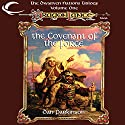 Covenant of the Forge: Dragonlance: Dwarven Nations, Book 1 Audiobook by Dan Parkinson Narrated by Allen O'Reilly
