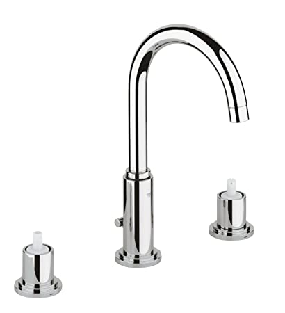 Atrio 8 in. Widespread 2-Handle High Arc Bathroom Faucet