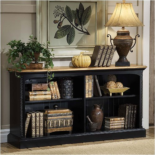 Hillsdale Furniture 4507-890 Wilshire Bookcase Finish: Antique Pine