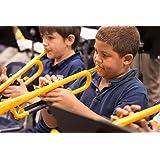 pTrumpet PTRUMPET1G Plastic Trumpet, Green