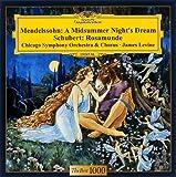 メンデルスゾーン:真夏の夜の夢
