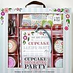 Cupcake Party Backset f�r 8 G�ste plu...