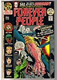 FOREVER PEOPLE #9, FN, Jack Kirby, DeadMan, SandMan, 1972, more JK in store