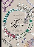 Coffret à Bijoux: 100 coloriages anti-stress