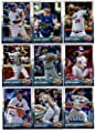 2015 Topps Baseball Cards New York Mets Complete Master Team Set (Series 1 & 2 + Update - 42 Cards) With Noah Syngergaard Rookie, Steven Matz Rookie, Curtis Granderson, Team Card, David Wright, Jacob deGrom, Daisuke Matsuzaka, Daniel Murphy