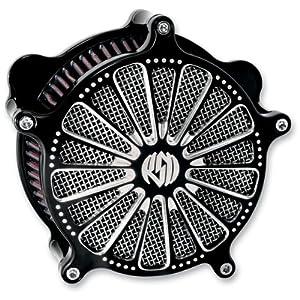 Roland Sands (RSD) Venturi Air Cleaner Domino - Contrast Cut - Harley Davidson XL Sportster 1991-2011 - Performance Machine (RSD) - 0206-2029-BM
