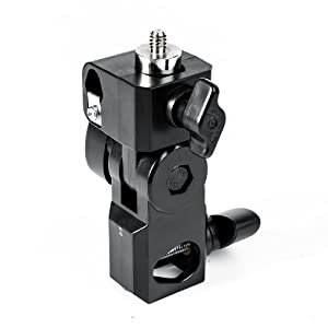 GODOX AD-E Flash Speedlite Holder with 1/4 Screw On The Top to Hold Godox AD200