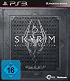 PS3: The Elder Scrolls V: Skyrim - Legendary Edition (Game of the Year)