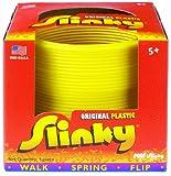 POOF-Slinky Model #110 Plastic Original Slinky in Box, Single Item, Assorted Colors