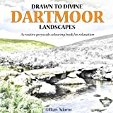 img - for Drawn to Divine Dartmoor Landscapes: A creative greyscale colouring book for relaxation (Adult Colouring Book) (Volume 2) book / textbook / text book