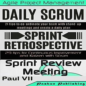 Scrum Master: Scrum Events Box Set Audiobook